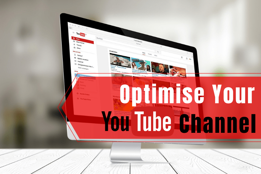 Optimise-Your-YouTube-Channel
