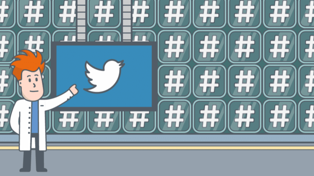 importance of twitter hashtags